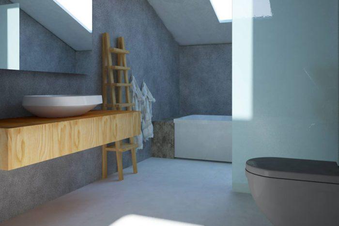 3D interior na banq