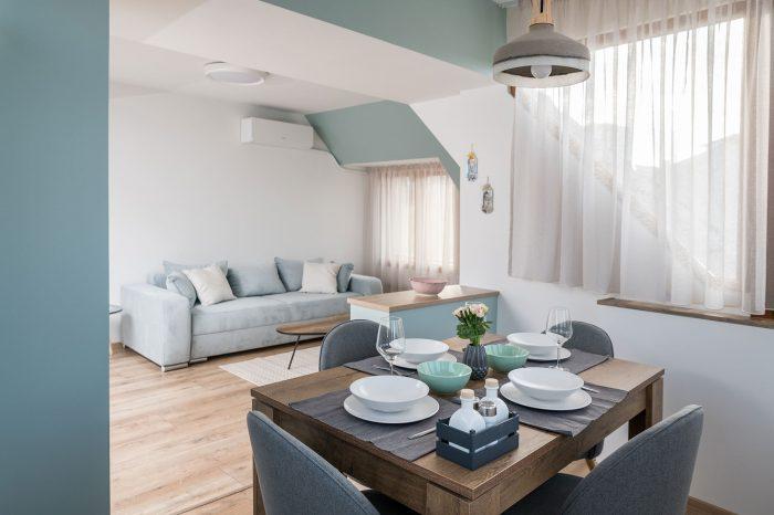 Апартамент в скандинавски стил